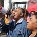 Pais de Marielle levam solidariedade a Lula em Curitiba
