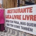 Restaurante da Zélia muda nome para Lula Livre