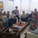 Lideranças populares e religiosas visitam Instituto Lula