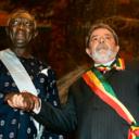 Ex-presidente de Gana a Lula: A história lhe será gentil