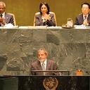 Há 12 anos, Lula recebia nos EUA o prêmio Estadista do Ano