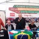 Uruguaios lançam Comitê em Defesa da Liberdade de Lula