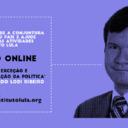 Cursos Instituto Lula: Ricardo Lodi discute judicialização da política