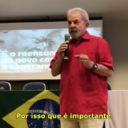 Vídeo FAKE com falas de Lula é apelação eleitoral
