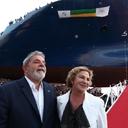 Lula retomou vigor da indústria naval brasileira