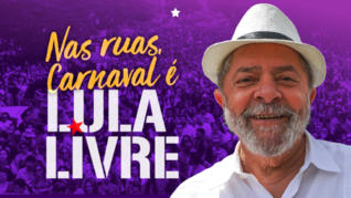 Lula is an official candidate to the Nobel Prize