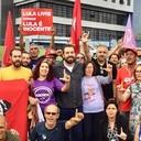 """Boulos: """"Vamos tirar Lula de cabeça erguida daqui"""""""