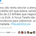 Lula: Lava Jato precisa de sobriedade