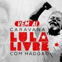 Caravana percorre o Sul para exigir liberdade de Lula