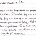Cartas ao presidente Lula: 365 dias em depoimentos enviados para o cárcere