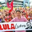 """Haddad: """"Lula é culpado pela revolução da inclusão"""""""