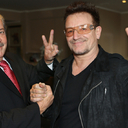 Six years ago Lula and Bono Vox met in London