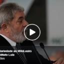 Lula: toda solidariedade ao WikiLeaks