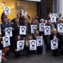 Com presença de Dilma, ato na Argentina pede Lula Livre