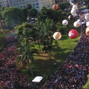 São Paulo receives 200 thousand people for May 1st celebrations