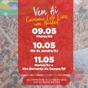 Confira agenda da Caravana Lula Livre com Haddad