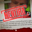 Fake news: Lula não recebeu dinheiro em conta na Suíça
