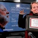 "Lula recebe título de ""Personalidade do Ano"" em NY"