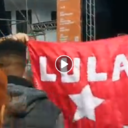 Audience demands freedom for Lula during Virada Cultural Festival