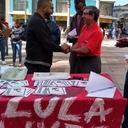 Mutirão Lula Livre realiza atividades em todo o país