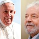 """""""O bem vencerá o mal"""": A troca de cartas entre o Papa Francisco e Lula"""
