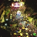 Festival transforma música em símbolo de democracia