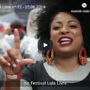 Assista à décima segunda edição do Boletim Lula Livre