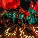 Lula à Vigília: Coragem para reconstruir a democracia