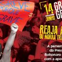 Greve #14J: Confira onde vai ter ato