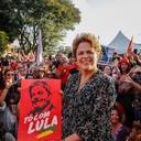 Dilma Rousseff: Agora é Lula Livre JÁ