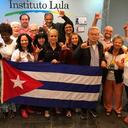 Instituto Lula recebe visita de lideranças cubanas