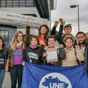 """Lula a UNE: """"A geração de vocês tem o desafio de lutar contra o atraso e a opressão"""""""