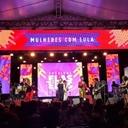 Mulheres com Lula: Show marca encerramento do Elas por Elas
