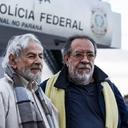 Em visita, Nassar e Morais entregam carta de juízes a Lula