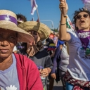 March of the Margaridas: Thousands of women march in defense of democracy