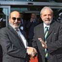 Ex-diretor geral da FAO visita Instituto Lula