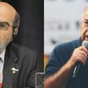 Ex-diretor da FAO e geólogo do pré-sal visitam Lula