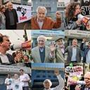 Entre catadores e prêmio Nobel: as visitas de Lula