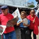 Comitês avançam na defesa de Lula no 4º Mutirão
