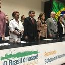 ʽO país está sendo destroçado', escreve Lula ao seminário Soberania Nacional e Popular