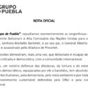 Grupo de Puebla repudia ataque de Bolsonaro aos Bachelet