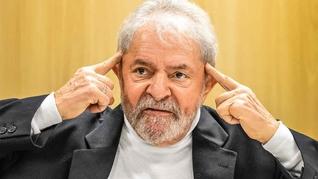 Lula é denunciado outra vez por ʽato indeterminado'