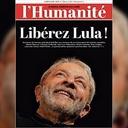 Editorial do jornal francês L'Humanité pede Lula livre