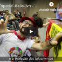 No ar o Boletim especial da Plenária Lula Livre