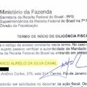 Fiscal preso chefiou autuação contra o Instituto Lula