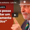 ʽA casa está caindo, em benefício da verdade', diz Lula