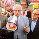Lula a Garzón: Bolsonaro é um perigo para o mundo