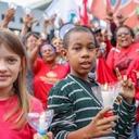 No dia 12, Lula recebe cartas de crianças de todo o país