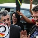Quando eu sair daqui, cuidarei do Brasil, promete Lula