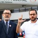 Lula repudiates Eduardo Bolsonaro's authoritarian declarations